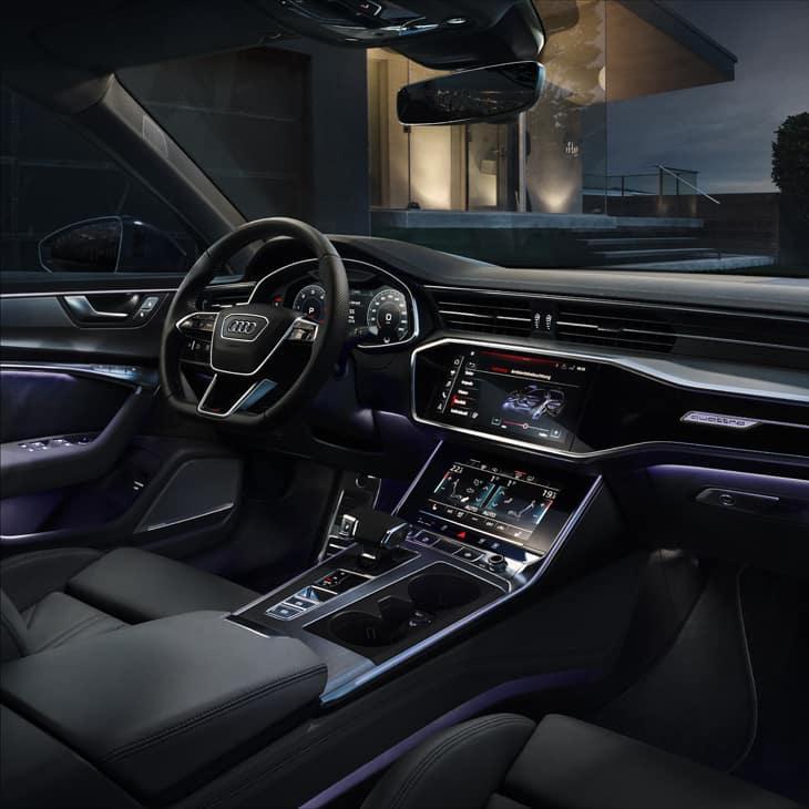 The New A6 Saloon A6 Audi Hong Kong