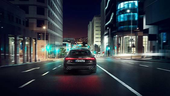 Audi image calendar > Models > Audi Hong Kong