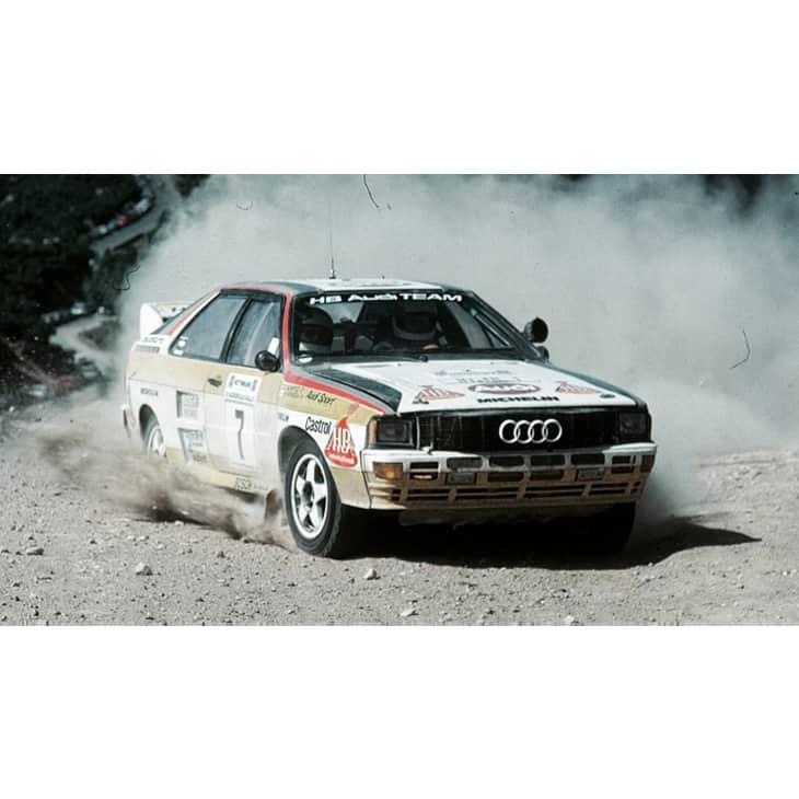 1978–1987: The quattro era